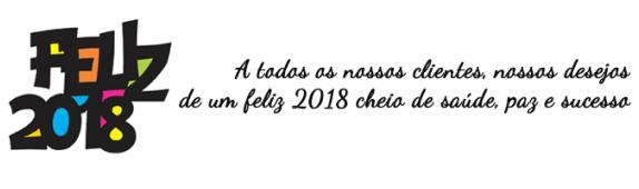 Feliz Ano Novo! 2018