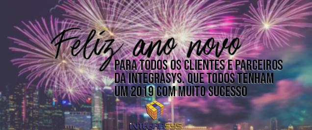 Feliz Ano Novo! 2019