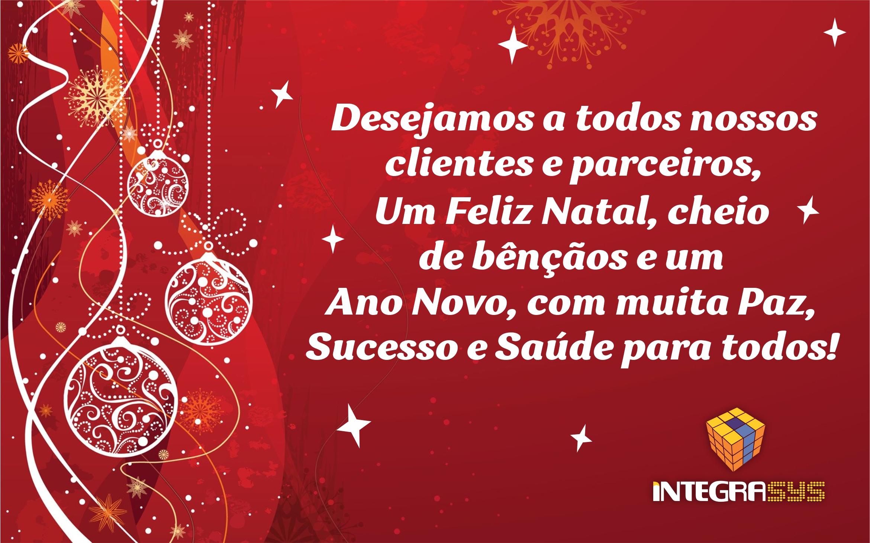 Feliz Natal & Prospero Ano Novo